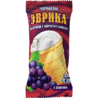 Мороженое Эврика