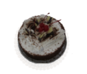 Торт «Вишневый»
