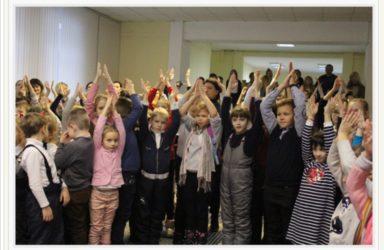 Благотворительный праздник»Колоритный Новый год» и Минский хладокомбинат №2